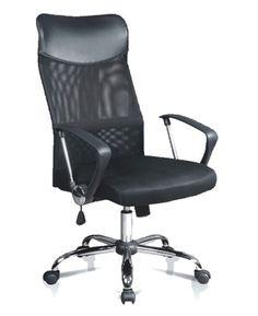 Sillon De Oficina/ Silla Gerencial De Diseño/ Respaldo Alto - $ 1.910,00 en MercadoLibre