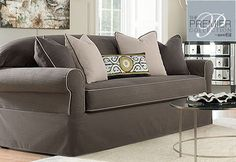 Http Lovegrowswild Com   Living Room Slipcovers Comfort Works Review