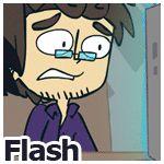 5 Drunk Avengers Play Slenderman -Flash- by ecokitty.deviantart.com on @deviantART