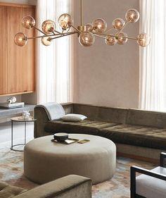 Pendant lighting lounge room 44 Ideas for 2019 Minimalist Home Furniture, Minimalist Interior, Minimalist Bedroom, Minimalist Decor, Minimalist Kitchen, Pendant Lighting Bedroom, Dining Room Lighting, Interior Lighting, Home Lighting