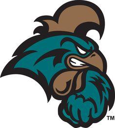 Coastal Carolina Chanticleers Primary Logo (2016) -