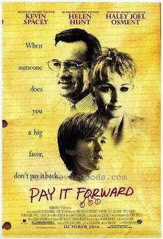 Pay It Forward (2000) - A Corrente do Bem