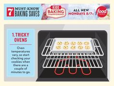 7 must-know baking tips.