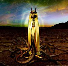 Hastur, the King in Yellow by fallenRazziel.deviantart.com on @DeviantArt