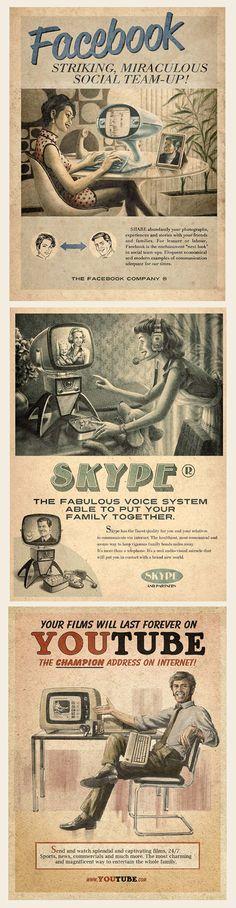 Social Media #skype #youtube #facebook - www.mysmn.com