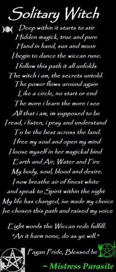 ☽☯☾magickbohemian- Pinned by The Mystic's Emporium on Etsy