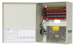18 Channel 10A 12v DC PTC Fuse-Free Power Distribution Box for CCTV Cameras, Maximum 1.1A per channel by eDigitalDeals. $75.95. Fuseless Design! Powers 18 cameras, 12v DC, 1.1A Maximum output per channel.. Save 16% Off!