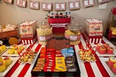 movie themed party - Google Search