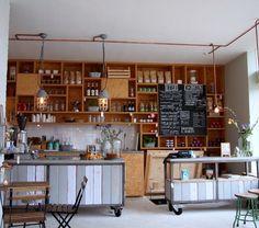 Kavárna / bistro: Boterham, Amsterdam   Kavárny   WORN magazine