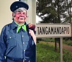 """Jaimito El Cartero"""" en Tangamandapio. <3"""