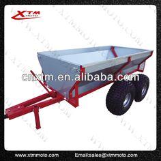 XTM OD-10 galvanized steel trailer frame