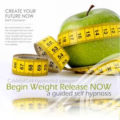 Losing weight through hypnotherapy. Self hypnosis audio tracks are available on iTunes.