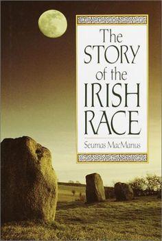 The Story of the Irish Race by Seumas MacManus,http://www.amazon.com/dp/0517064081/ref=cm_sw_r_pi_dp_nzNJsb0JEE3H82XQ