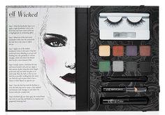E.L.F. Essential Halloween 2014 Beauty Book Palettes