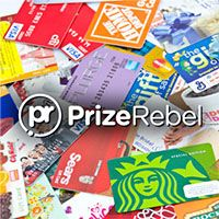 I am earning free gift cards and paypal cash at PrizeRebel! Please help and join as my referral at http://www.prizerebel.com/index.php?r=6726276