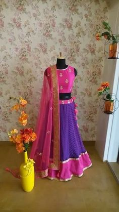 Classy Lahenga.. Get It Done At mytailor.in