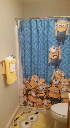 Minion bathroom