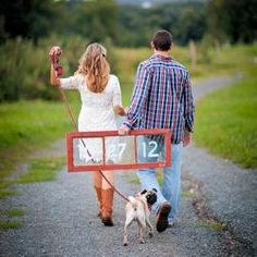 DIY Save The Date Photo Ideas