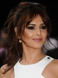 La queue-de-cheval rock de Cheryl Cole