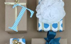 {Christmas} - Gift Wrapping Ideas