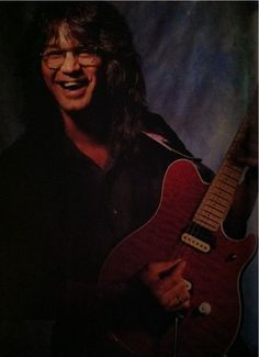 The Only And The One: Mr. Van Halen.