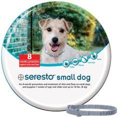 Seresto for Small Dogs