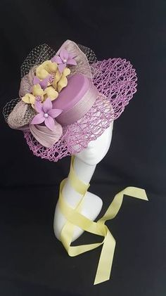 New Designs – Page 10 – Millinery By Mel