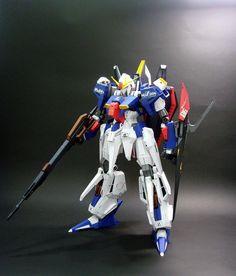 MSZ-006 Hyper Zeta Gundam Papercraft by Rarra - http://www.papercraftsquare.com/msz-006-hyper-zeta-gundam-papercraft-by-rarra.html#Gundam, #MobileSuitZetaGundam, #MSZ006, #MSZ006HyperZetaGundam, #Zeta, #ZetaGundam