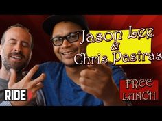 Jason Lee and Chris Pastras On Free Lunch!