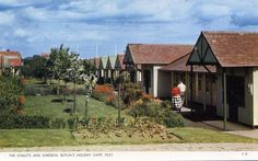 Butlins Filey - Chalets & Gardens
