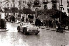 Targa Florio - Alfa Romeo 6C