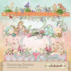 Heartsong Borders