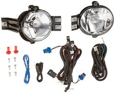 SpecD Tuning LFRAM02COEMAPC Dodge Ram 1500 2500 3500 Durango New Body Clear Chrome Fog Lights >>> Details can be found by clicking on the affiliate link Amazon.com.