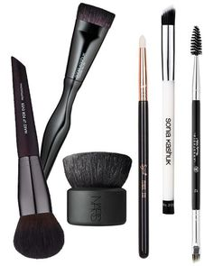 The Brush Off: Makeup Tools No Kit Should Be Without  #InStyle