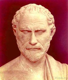 Demosten polieukt detalj.bio je najveći govornik antičke Grčke i istaknuti atinski državnik. Njegovi govori odlikuju se visokom književno-umetničkom vrednošću i istovremeno pružaju temeljit uvid u politička i kulturna zbivanja u antičkoj Grčkoj tokom 4. veka stare ere. Bio je vešt orator. Polieukt od Sfete je rekao da je Demosten najbolji orator