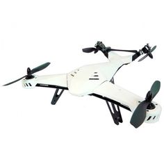 Lynxmotion Hunter VTail 400 Drone Kit (Hardware Only) - RobotShop