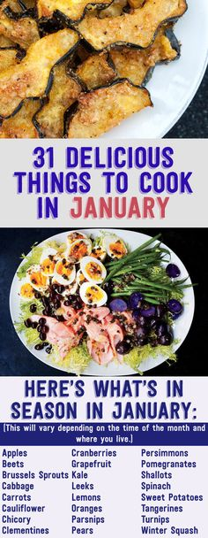 What To Eat In January