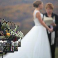 Colleen Miller Events, Charlottesville, Virginia | Neva & Nate at Pippin Hill Farm | Wedding ceremony aisle decor!