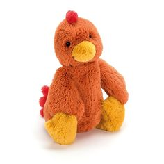 Bashful Rooster By Jellycat | Gifts for Him |  Gifts for Her |  Baby and Kids Gifts