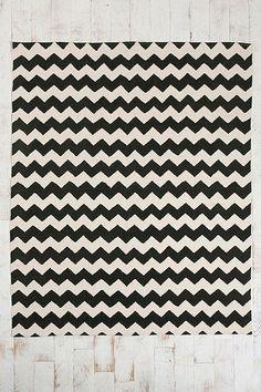 ++ zigzag rug