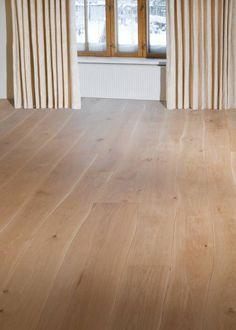 Curved hardwood flooring from Bolefloor.com Oak +/- $250 per square meter