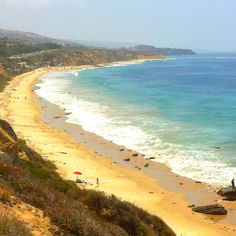 Crystal Cove Beach - California