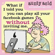 Auntie Acid...