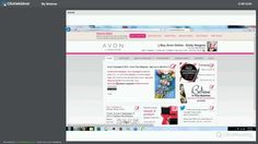 Selling Avon Online - How to Post the Avon Catalog Online - http://youtu.be/W8BWqCvD-js