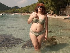 """As a fat woman, there are several truths that have been engrained into my psyche since the day my visible belly outline became impossible to conceal. Amongst them, the """"fact"""" that fat women do not deserve to wear bodycon dresses or sexy lingerie. Furthermore, their sole goal when it comes to"""