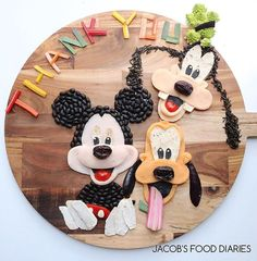 Mickey And His Friends Goofy And Pluto | Bored Panda