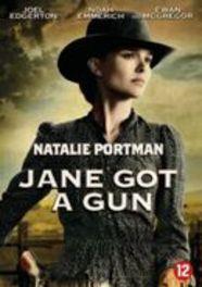 Jane got a gun, (DVD) CAST: NATALIE PORTMAN, JOEL EDGERTON, EWAN MCGREGOR Duffield, Brian, DVD