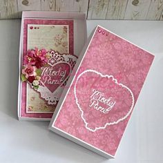 Życzenia dla młodej pary – ręcznie wykonane pudełka z kartami. pud_karta_02_1
