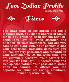 What does your Zodiac Sign say about your Love Life? - Pisces