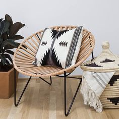 It's finally the weekend! Pull up an #Aldama #Chair from @the_citizenry and take a breather from your hard work.